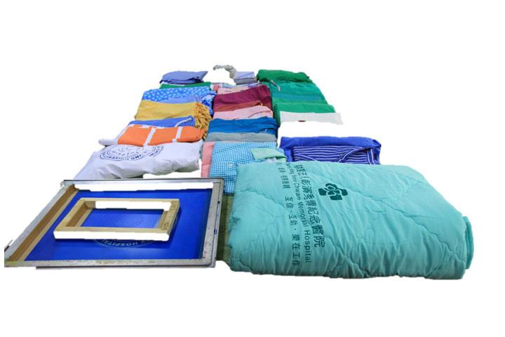 Hospital Bedding H001 B023. Zoom